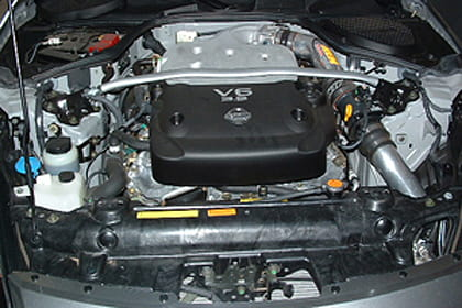 How to install a Nissan 350z Vortech Supercharger System.